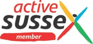Active Sussex Member Logo